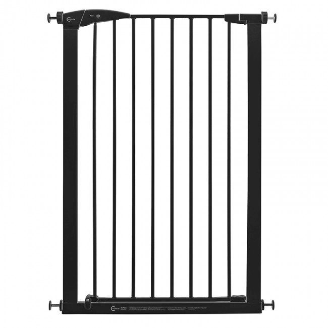 Callowesse Extra Tall Pet Gate Black 5