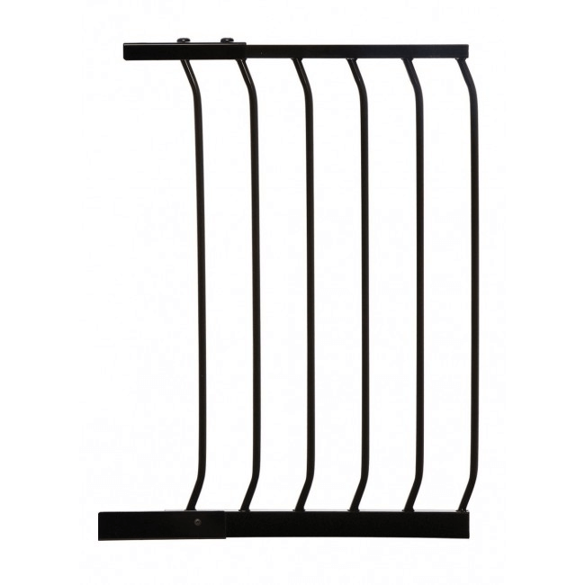 Dreambaby F832B Black Gate Extension – 45cm