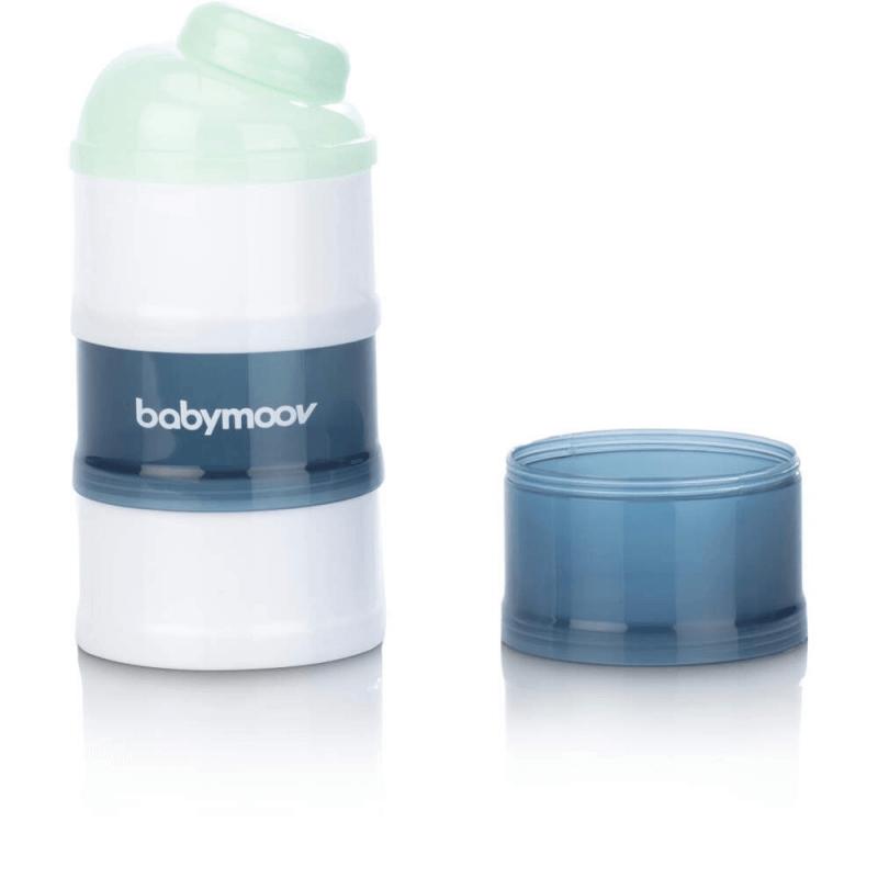 BabyMoov Babydose Milk Dispenser - Arctic Blue 4
