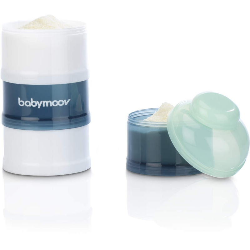 BabyMoov Babydose Milk Dispenser - Arctic Blue 3