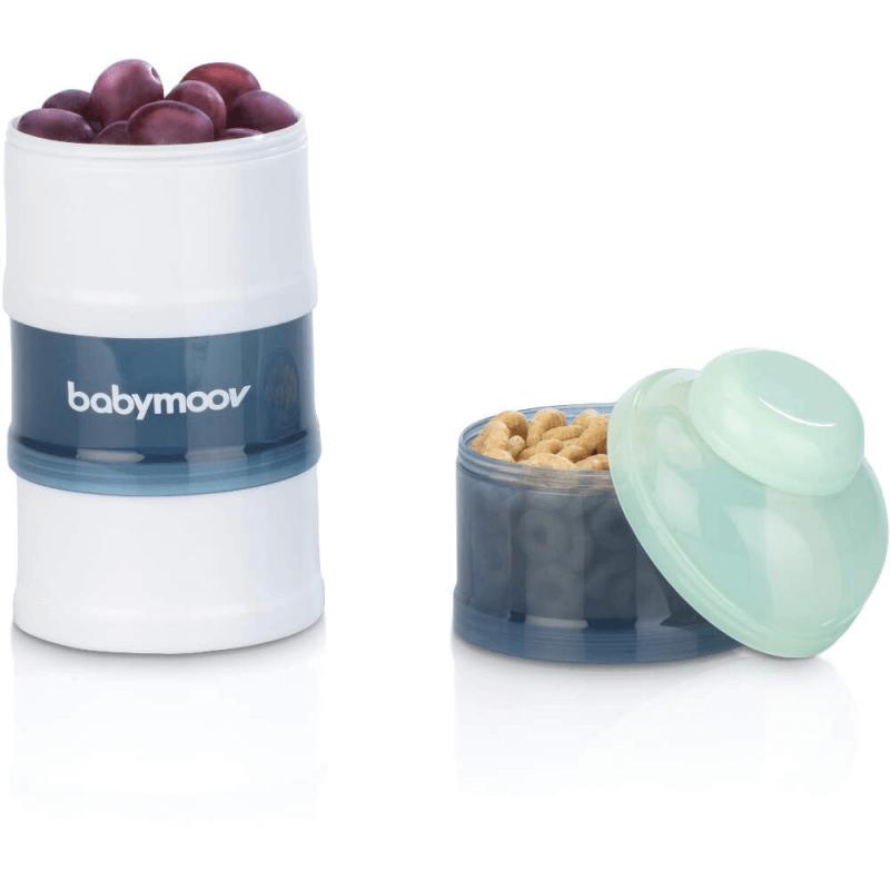 BabyMoov Babydose Milk Dispenser - Arctic Blue 2