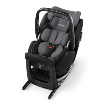 Recaro Zero.1 Elite i-Size Car Seat - Carbon Black