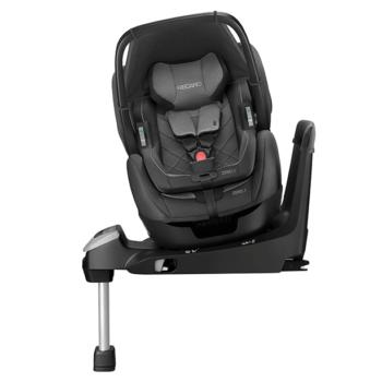 Recaro Zero.1 Elite i-Size Car Seat - Carbon Black 6