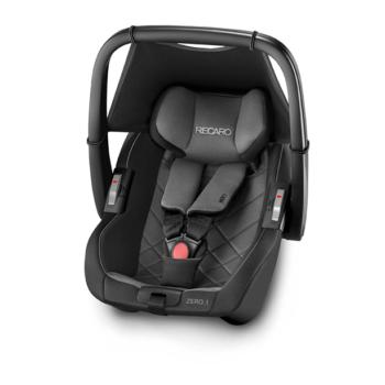 Recaro Zero.1 Elite i-Size Car Seat - Carbon Black 3