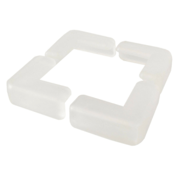 Ezy Child Safety Clear Corner Protectors - 4 Pack