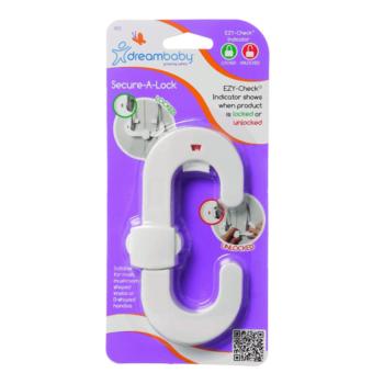 Dreambaby Secure-A-Lock Cupboard Lock