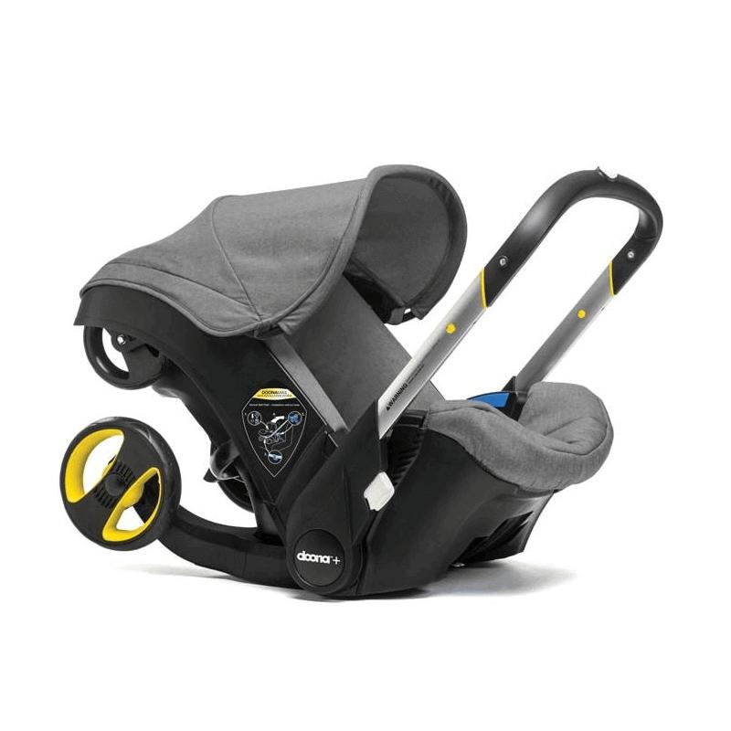 Doona Group 0+ Car Seat Stroller – Storm