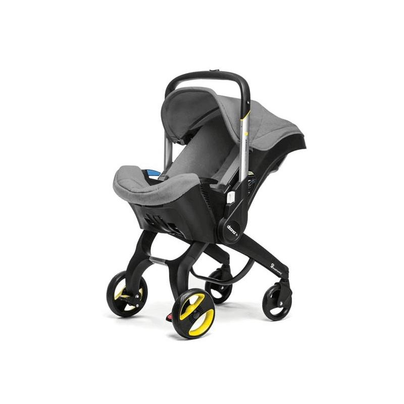 Doona Group 0+ Car Seat Stroller – Storm 5