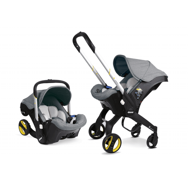 Doona Group 0+ Car Seat Stroller – Storm 3