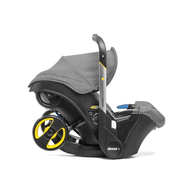 Doona Group 0+ Car Seat Stroller – Storm 2