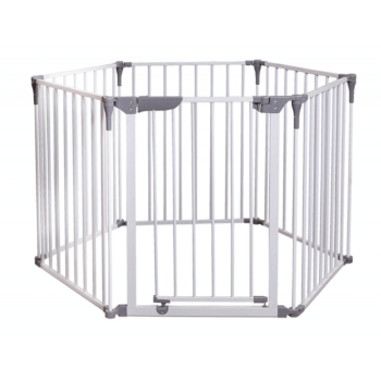 Dreambaby Royale Converta 3-in-1 Playpen Gate – White