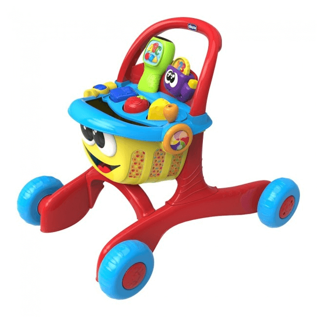 Chicco First Steps Toy Shopper Walker 2