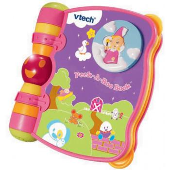 Vtech Peek-A-Boo Book