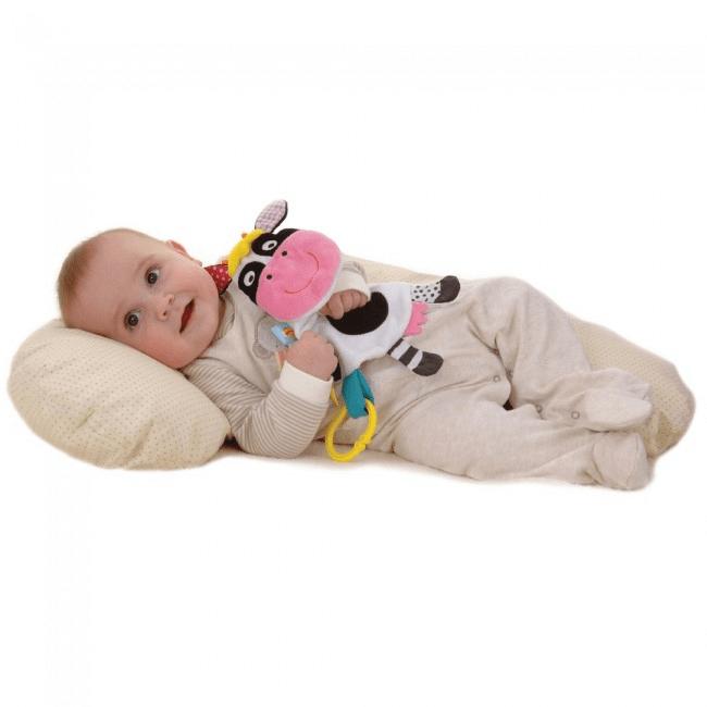Galt Snuggle Pals - Cow Toy 2