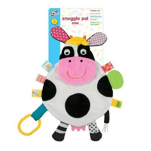 Galt Snuggle Pals - Cow Toy