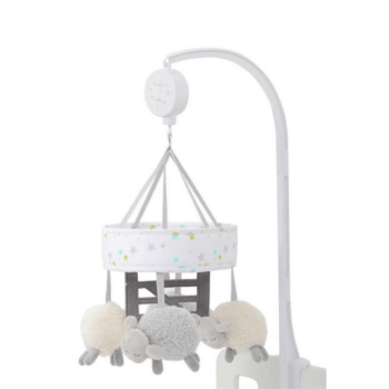 SilverCloud Cot Mobile – Counting Sheep