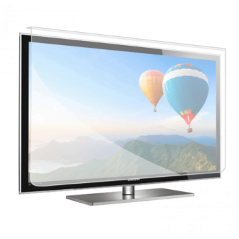 """Smart TV Anti-Glare Screen Protectors - Fits Televisions Sized 25 - 62"""""""