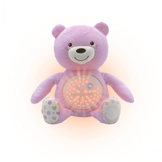 Chicco Baby Bear Pink