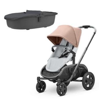 Quinny Stroller Cork on Grey / Graphite
