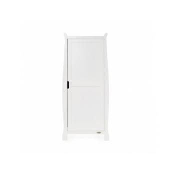 Obaby Stamford Single Wardrobe – White