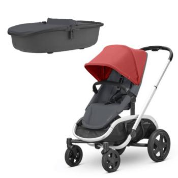 Quinny Hubb Stroller Red