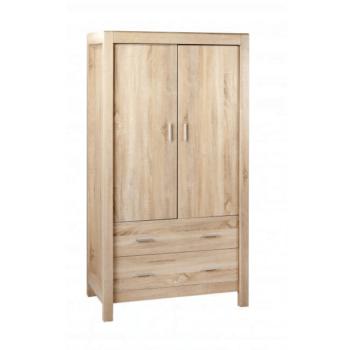 Tutti Bambini Milan Wardrobe – Reclaimed Oak