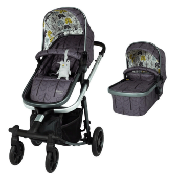 Giggle Quad Fika Forest Pram and Pushchair