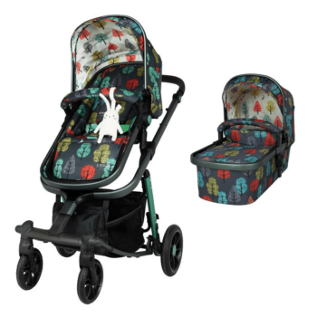 Cosatto Giggle Quad Pram and Pushchair