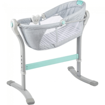 Summer Infant By Your Bed Sleeper - Grey