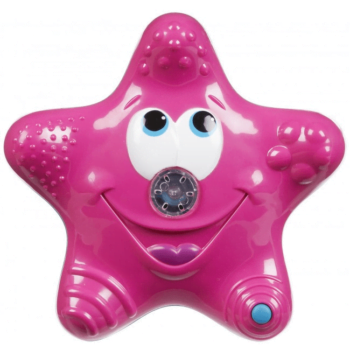 Munchkin Star Fountain Bath Toy - Pink 2