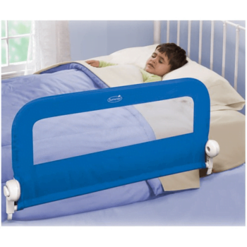 Summer Infant Grow With Me Single Bed Rail - Blue
