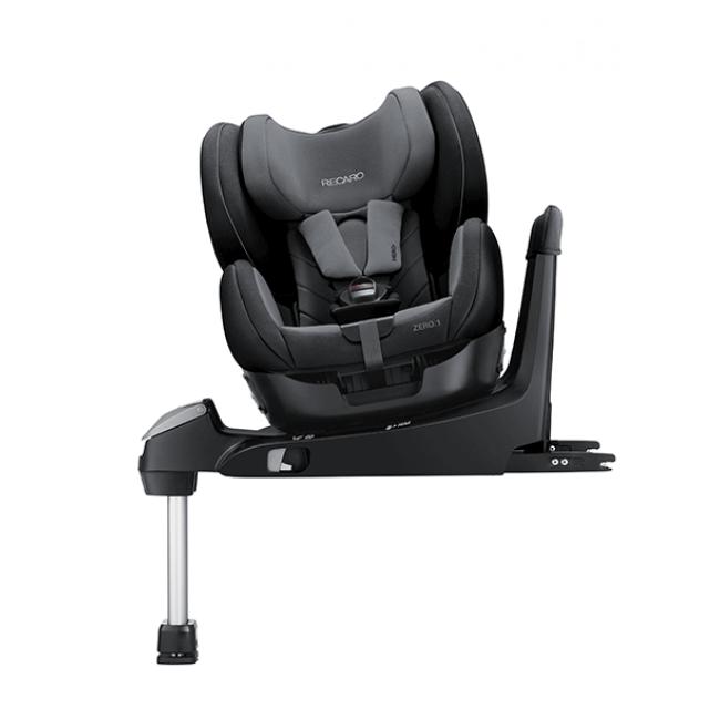 recaro zero 1 isofix car seat carbon black olivers babycare. Black Bedroom Furniture Sets. Home Design Ideas