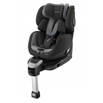Recaro Zero.1 ISOFIX Car Seat - Carbon Black