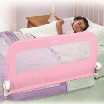 Summer Infant Grow With Me Single Bed Rail - Pink