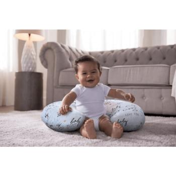 Boppy Nursing/Feeding Pillow with Cotton Slipcover - Hello Baby 4