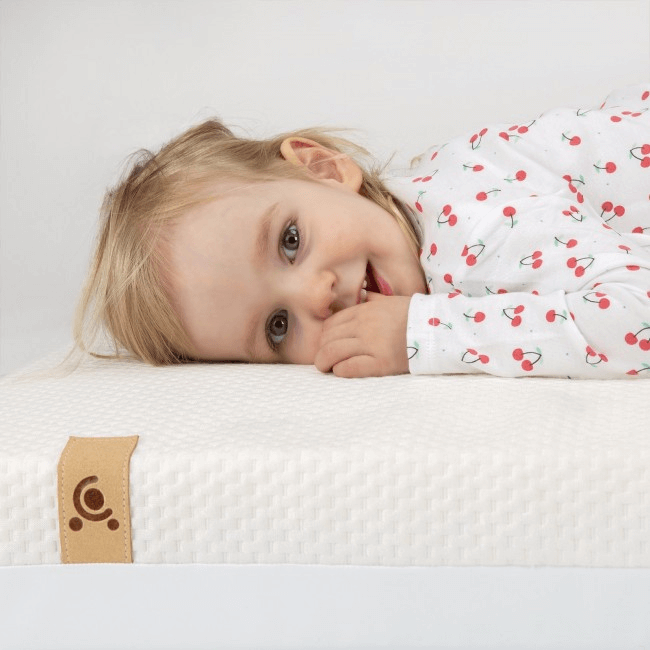 CuddleCo Lullaby Hypo-Allergenic Bamboo Foam Cot Mattress 120 x 60cm