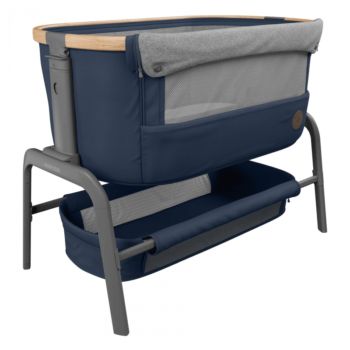 Essential Blue Iora co sleeper