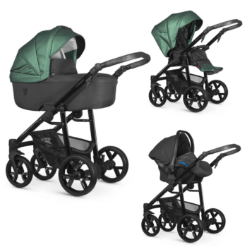 Venicci 3 in 1 Green Travel System