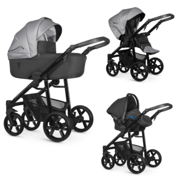 Venicci Valdi Grey 3 in 1 Travel System