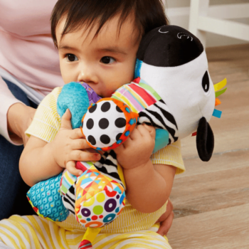 Lamaze Cosimo Concerto Soft Touch Musical Baby Toy 5