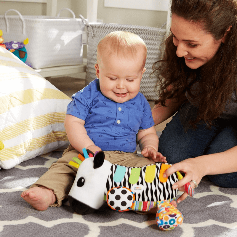 Lamaze Cosimo Concerto Soft Touch Musical Baby Toy 4