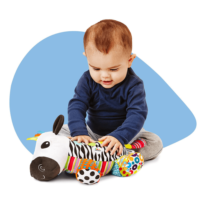 Lamaze Cosimo Concerto Soft Touch Musical Baby Toy 3