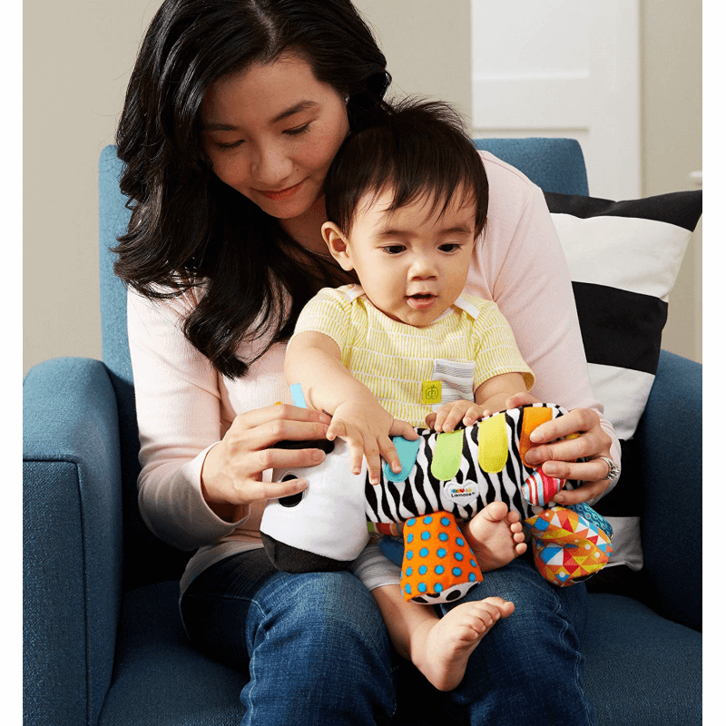 Lamaze Cosimo Concerto Soft Touch Musical Baby Toy 2
