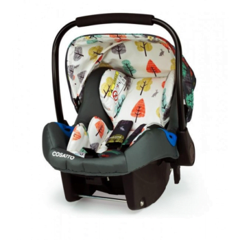 Hare Wood Port Car Seat
