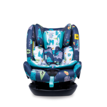 Cosatto All in All Plus Car Seat Dragon Kingdom