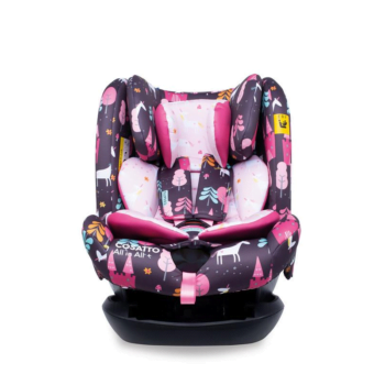 Cosatto All in All Plus Car Seat Unicorn Land