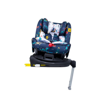 Cosatto All in All Rotate Car Seat Sea Monsters