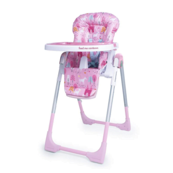 Cosatto 0+ Noodle Highchair Unicorn Land
