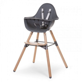 Childhome Evolu 2 Highchair Anthracite
