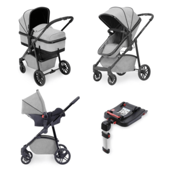 Ickle Bubba Moon 3 in 1 Travel System